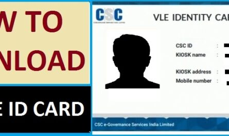 CSC VLE ID