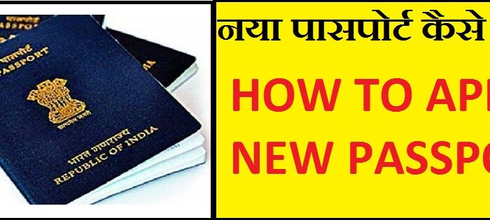How to Apply Passport Application Online? Full Process 2020