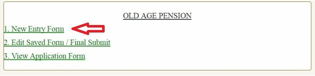 Old Age Pension How To Apply