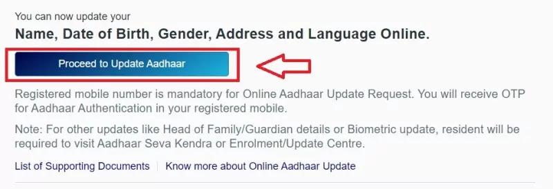 Online-Aadhar-Card-Update